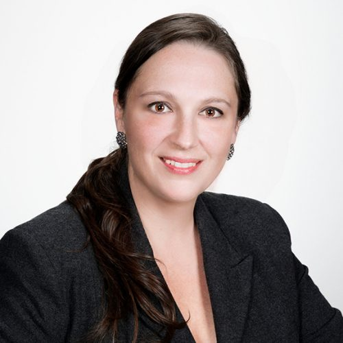 Annie Breau, conseillère municipale à Saint-Ubalde