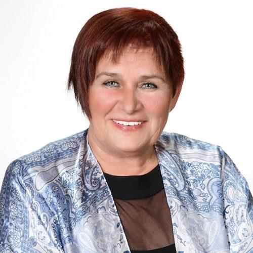 Louise Magnan, conseillère municipale à Saint-Ubalde.