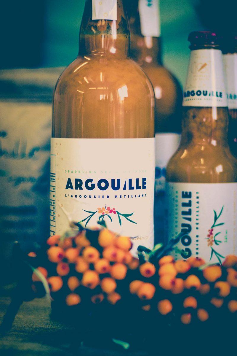 Argouille - Argousier pétillant