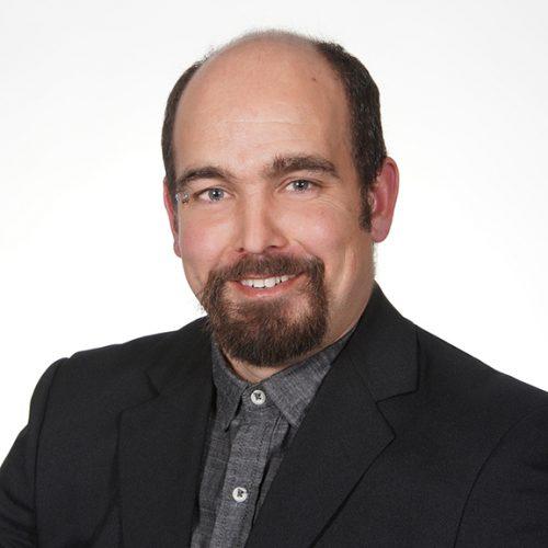 Pascal Cauchon, conseiller municipal à Saint-Ubalde